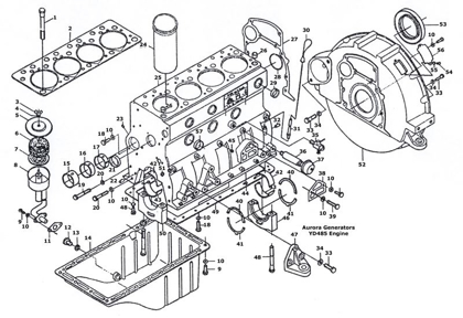 Picture for manufacturer ENGINE PARTS