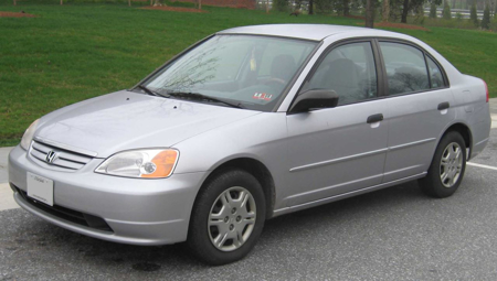 Picture for category CIVIC / CF1 / 2000-2003