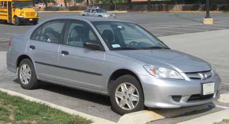 Picture for category CIVIC / CF4 / 2004-2006