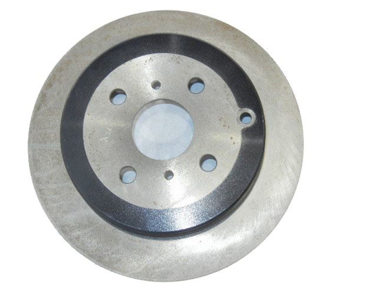 Picture of DISC BRAKE PLATE