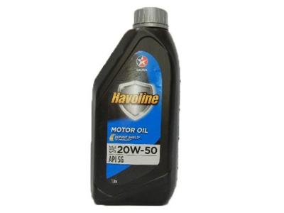 Caltex Motor Oil 1 Litre