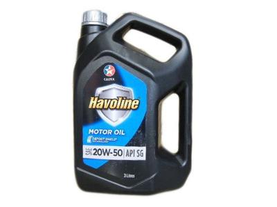 Caltex Motor Oil 3 Litre