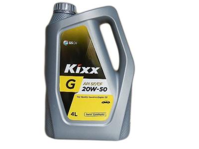 """Kixx Motor Oil """"G""""4 Litre"""