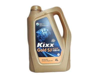 "Kixx Motor Oil ""GOLD SJ""4 Litre"