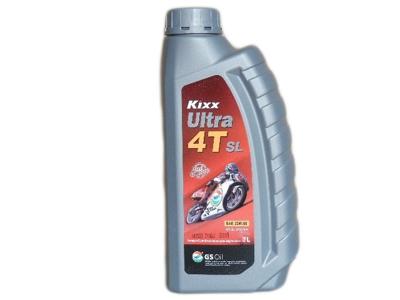 "Kixx Motor Oil ""Ultra 4T""1 Litre"