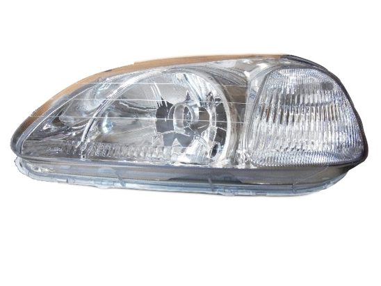 Head Lamp Left Side Honda Civic 1996