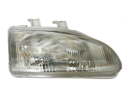 Head Lamp Right Side Honda Civic 1992