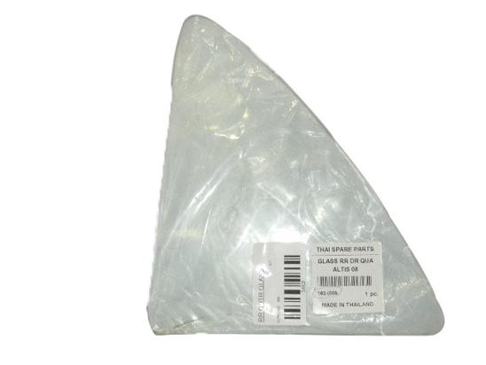 GENUINE QUARTER GLASS R LH NZE-140