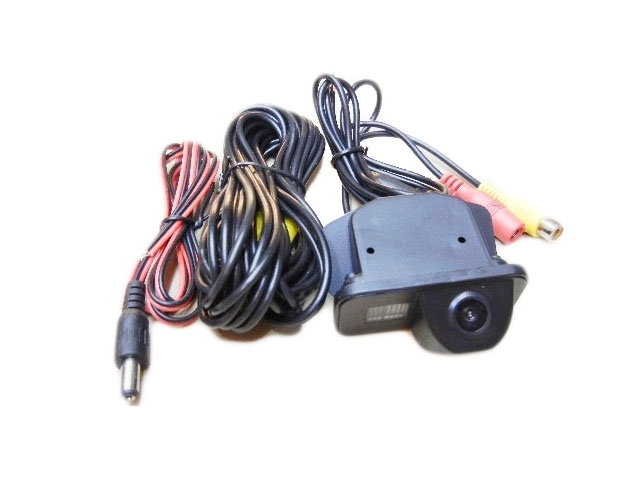 Toyota Corolla 2009 Back View Camera