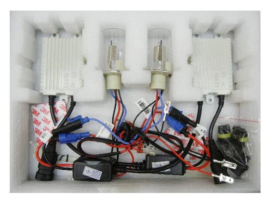 HID Conversion Kit 65W-5184