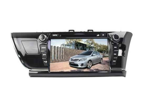 Toyota Corolla  2016  DVD/Navigation System Track World