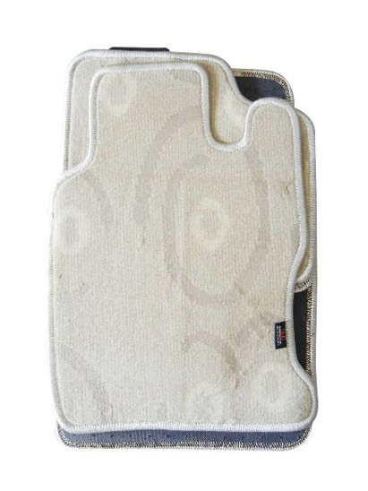 Carpet Floor  Mat Beige Color UH6
