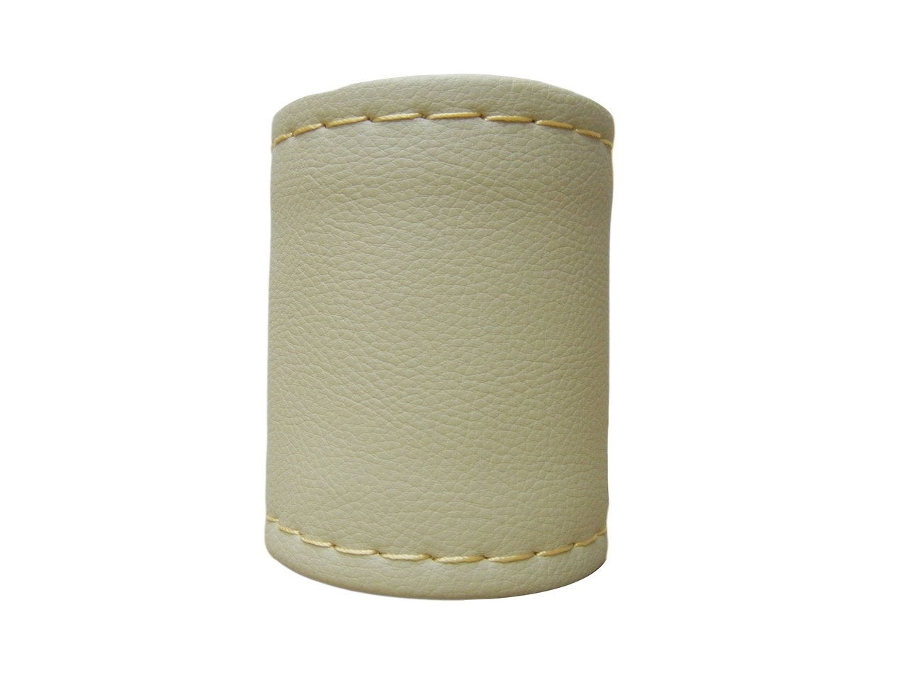 Leather Steering Cover Beige