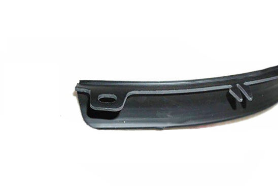 Genuine AIR SPOILER FR Bumper MN3