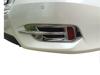 Civic Rear Fog Lamp Cover Chrome