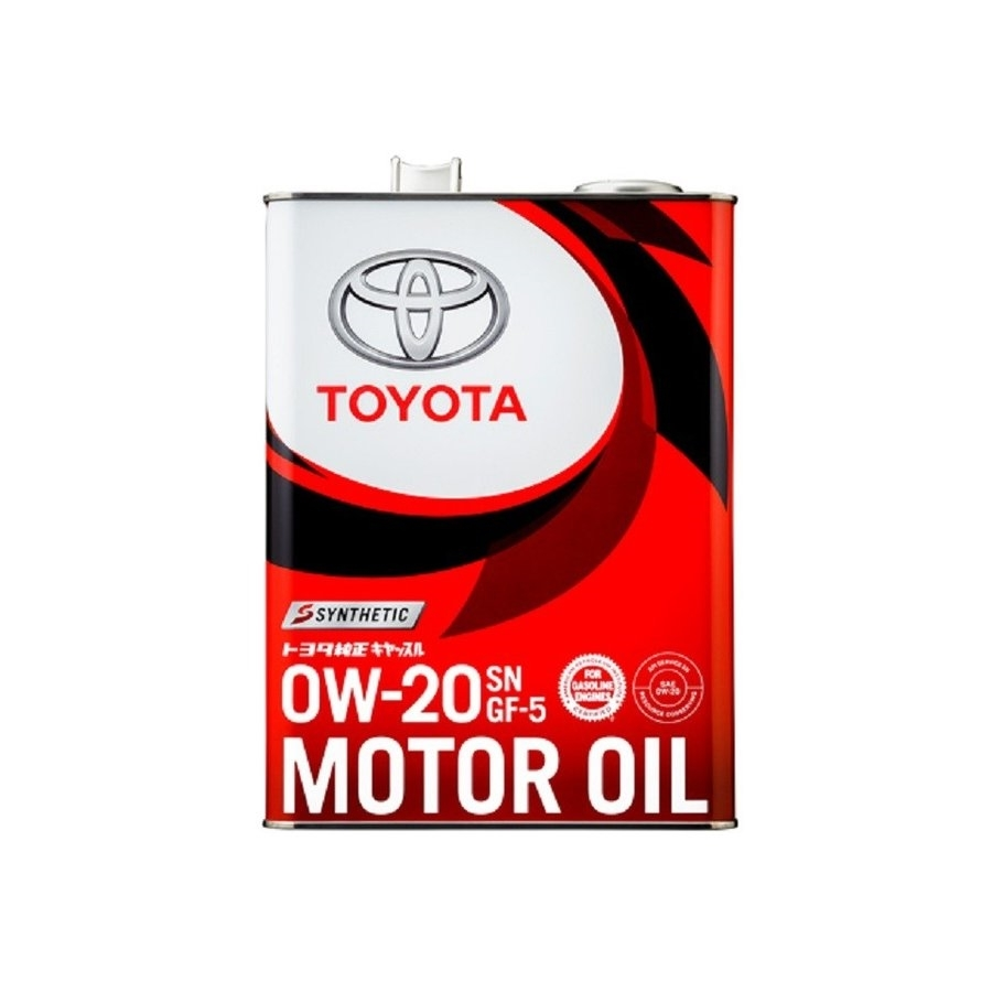 Sm Motors Online Auto Parts Store  Toyota Engine Oil 4