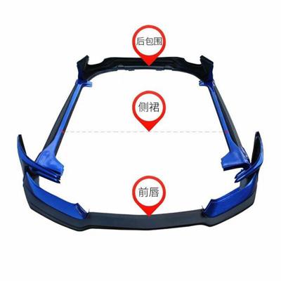 Body Kit Honda Civic 2020