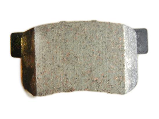 Disc Pad Rear Genuine 2012