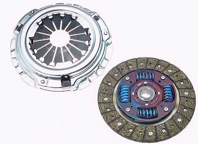 Clutch & Pressure Plate Set Honda Civic 2004