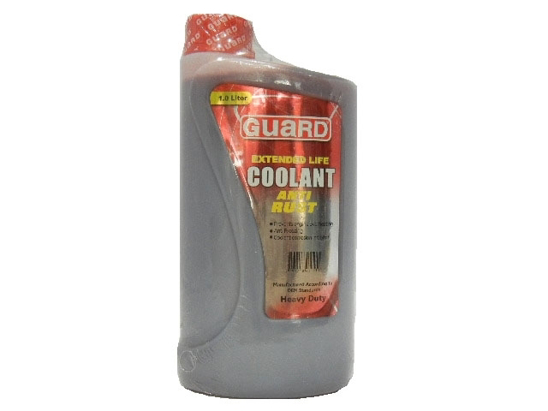 Guard 1L Red Coolant