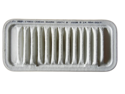 Air Filter Guard Toyota Vitz