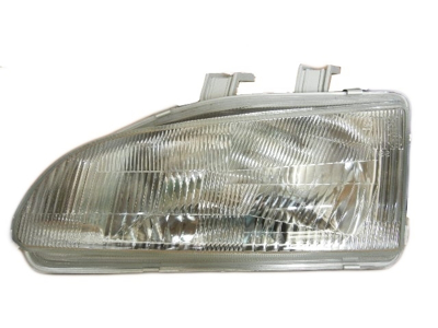 Head Lamp Left Side Honda Civic 1992