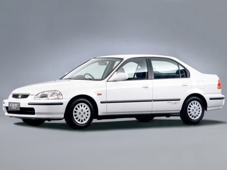 Picture for category CIVIC / PK6 / 1996-1998